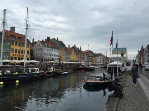 Our final day in Copenhagen: Canal tour.